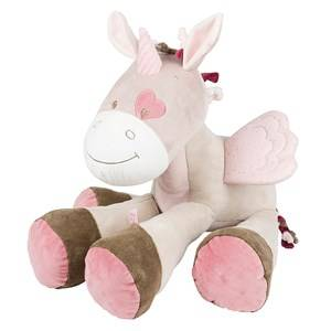 Nattou Unisex Norway Assort First toys and baby toys Green Cuddly Jade The Unicorn