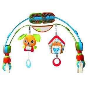 Tiny Love Unisex Norway Assort First toys and baby toys Green TL Spin