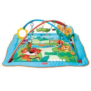 Tiny Love Unisex Norway Assort First toys and baby toys Green Gymini Kick & Play City Safari Baby Mat