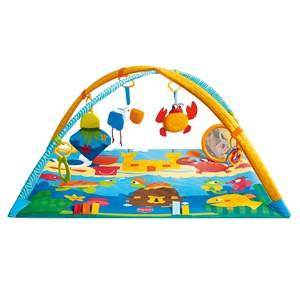 Tiny Love Unisex Norway Assort First toys and baby toys Blue Gymini Under The Sea Baby Mat