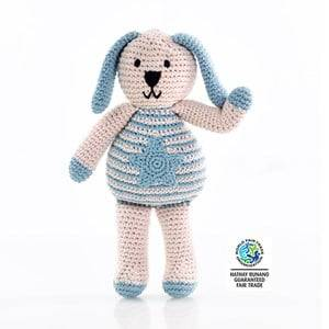 Pebble Unisex First toys and baby toys Blue Pebble Blue Bunny
