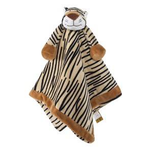 Teddykompaniet Unisex Norway Assort First toys and baby toys Multi Diinglisar Tiger Soother