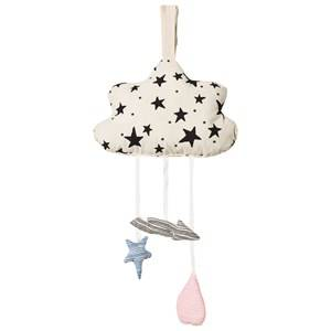 Noe & Zoe Berlin Unisex First toys and baby toys White Multi Cloud Mobile