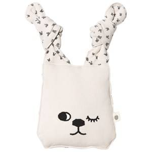 The Bonnie Mob Unisex First toys and baby toys Cream Bunny Toy Sand