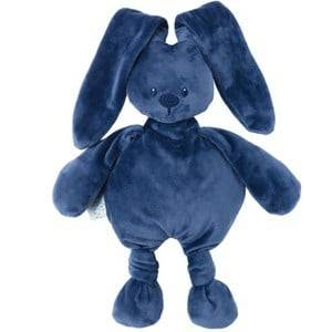 Nattou Unisex Norway Assort First toys and baby toys Blue Lapidou Soft Toy Blue