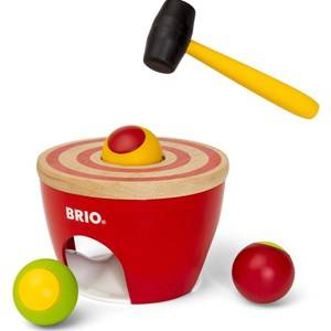 Brio Unisex First toys and baby toys Multi Ball Pounder