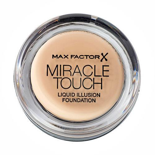 MAX FACTOR Miracle Touch Liquid Illusion Foundation Caramel 85