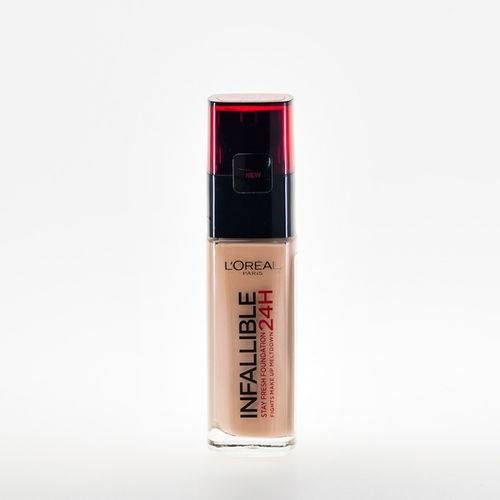 LOREAL FOUNDATION INFALLIBLE 24H 200 SABLE GOLDEN 30 ML