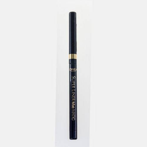 LOreal Super Liner Mat-Matic Waterproof eyeliner Ultra Black 5gr