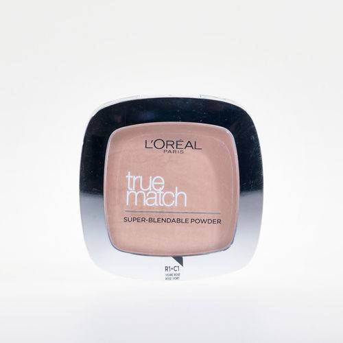LOreal True Match Powder R1-C1 Rose Ivory 9g