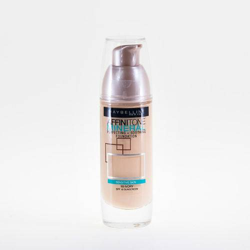 Maybelline Affinitone Mineral 010 Ivory 30ml