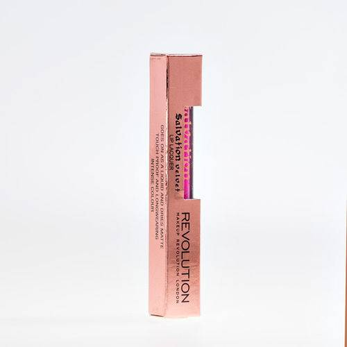Makeup Revolution Velvety lip gloss (Salvation Velvet Lip Lacquer) 2 ml  You took my love