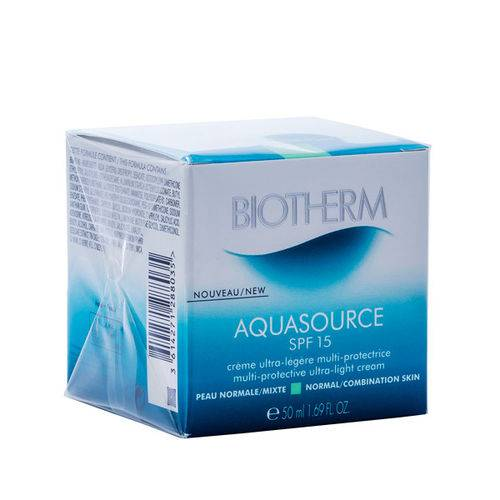 Biotherm Aquasource Air Cream Normal and Combined Skin (50ml)