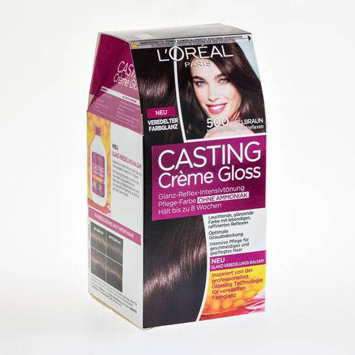 Loreal Casting Creme Gloss 500 soft brunette Coloration