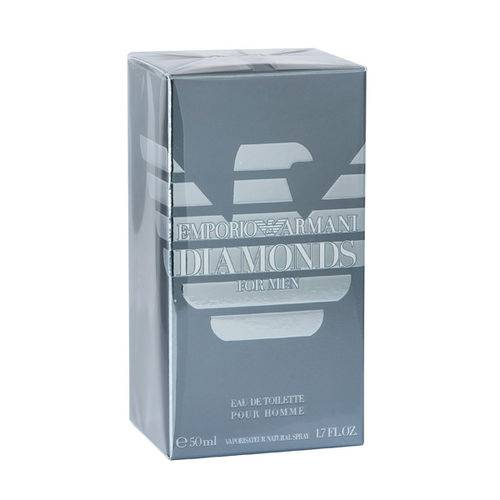 Giorgio Armani Emporio Armani Diamonds for Men EdT 50ml Spray