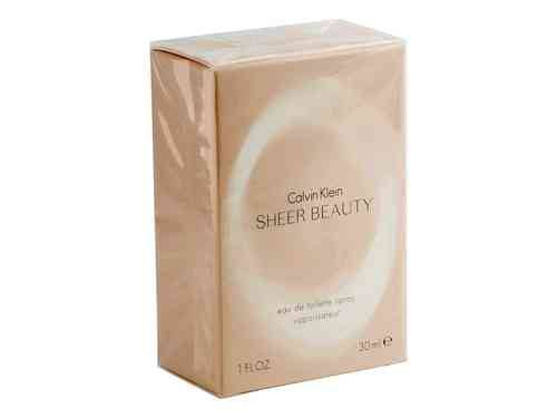 Calvin Klein Sheer Beauty EdT 30ml (spray)