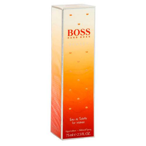 Boss Hugo Boss Orange Woman Sunset EdT 75ml (spray)