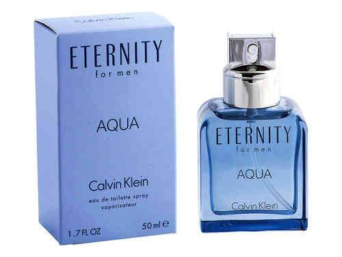 Calvin Klein Eternity Aqua (men) EDT 50ml (spray)