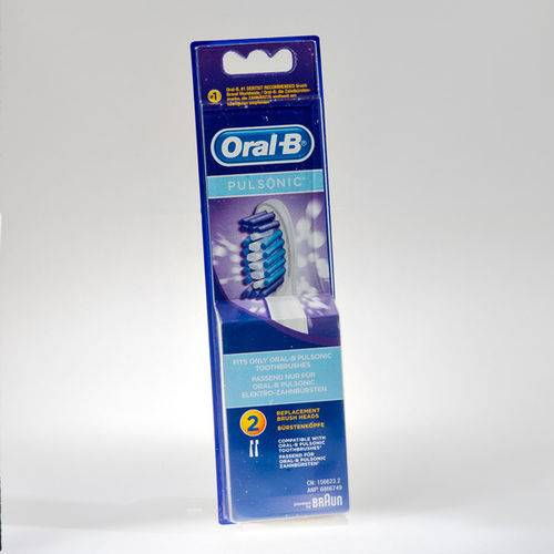 Oral-B Pulsonic 2 piece