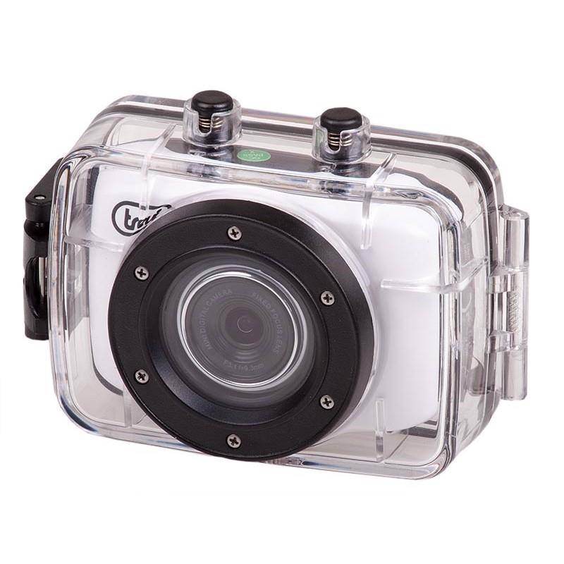 Trevi Go 2200 HD Sports action-kamera valkoinen 720P 1,3MP 2