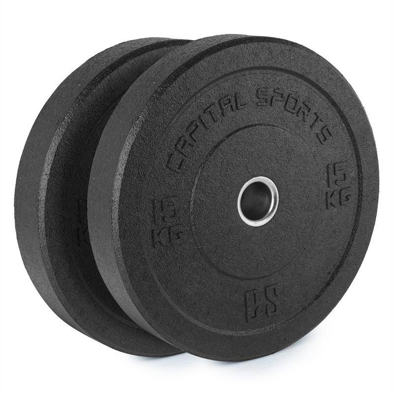 Capital Sports Renit Hi Temp levypainot 50,4 mm alumiinisisus kumia 2 x 15 kg