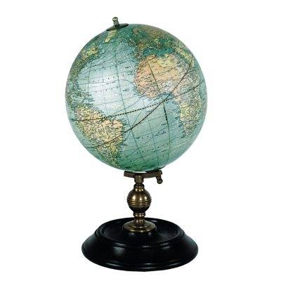 Authentic Models 1921 USA Globe maapallo