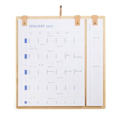 by Wirth Planner Board 2017 & 2018