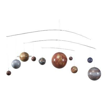 Authentic Models Solar System mobiili