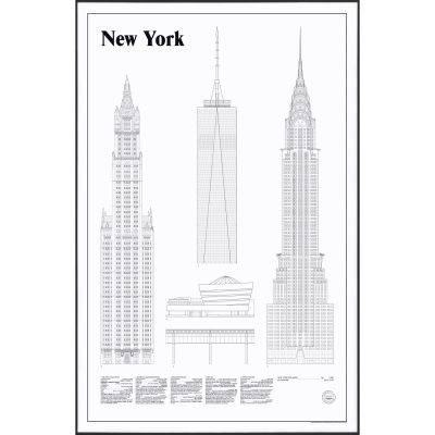 Studio Esinam New York Elevations juliste