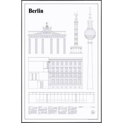 Studio Esinam Berlin Elevations juliste