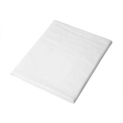 Lexington Fitted Sheet aluslakana 160x200cm, valkea