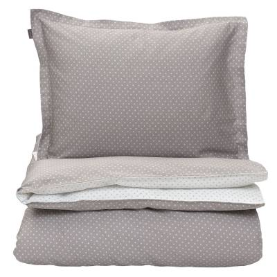 Gant Home Cotter pussilakana yhdelle, moon grey
