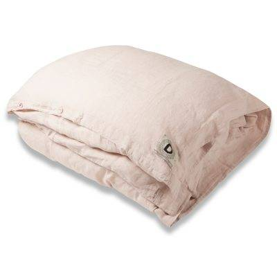 Dirty Linen Animeaux pussilakana yhdelle, pink blush