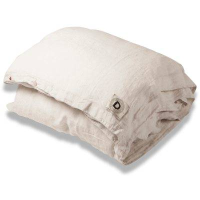 Dirty Linen Animeaux pussilakana yhdelle, dirty white