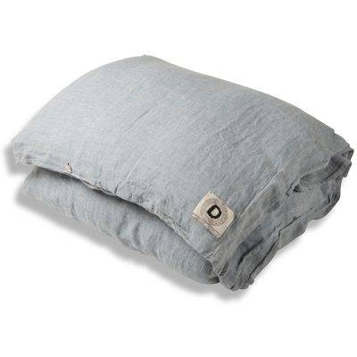 Dirty Linen Animeaux pussilakana yhdelle, faded blue