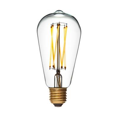 Danlamp Edison Lamp LED, E27