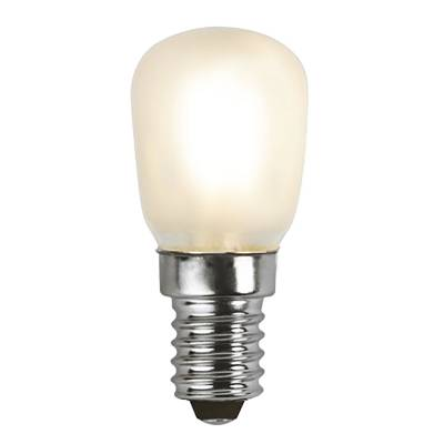 Star Trading LED-hehkulamppu E14 ST26 frosted filament