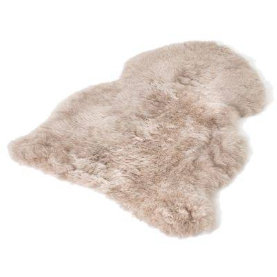 The Organic Sheep Shorthair lampaantalja 50x100, taupe