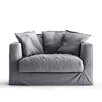 Decotique Le Grand Air Loveseat, Foggy Morning