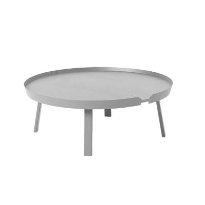 Muuto Around bord XL, harmaa