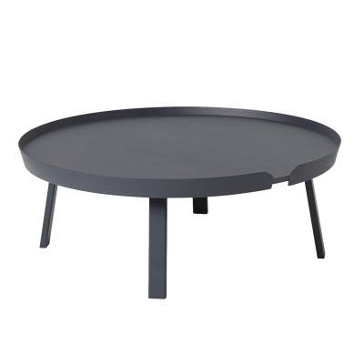 Muuto Around bord L, anthracite