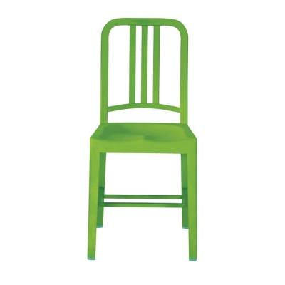Emeco 111 Navy Chair, grass green