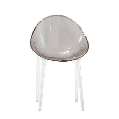 Kartell Mr. Impossible tuoli, Harmaa