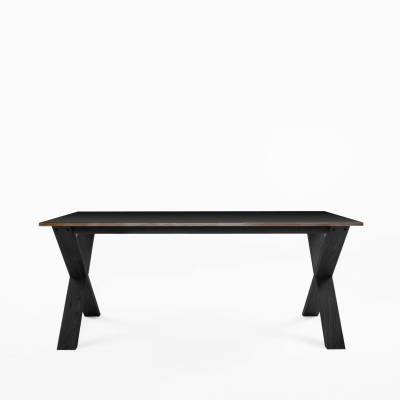 Department Arc Table 180 full black