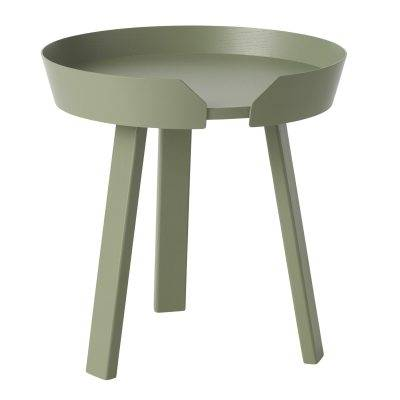 Muuto Around bord S, dusty green