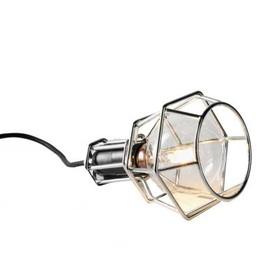 Design House Work Lamp, hopea