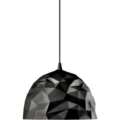 Diesel with Foscarini Rock valaisin, musta
