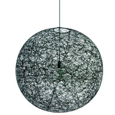 Moooi Random Light LED valaisin, S, musta