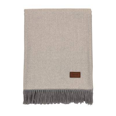 Gant Home Cashmere Blend huopa, harmaa