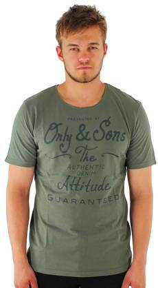 Only&Sons T-paita Sons o-neck